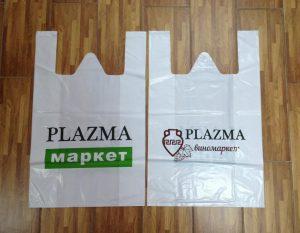 Пакеты для продуктовых магазинов Chernigov Package Фото 0