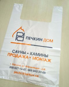 "Грузоподъемность пакета ""майка"" Chernigov Package Фото 0"