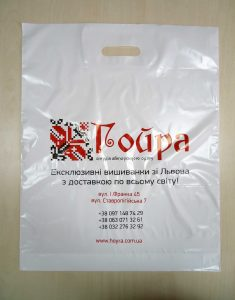 Поліетиленові кульки Львів Chernigov Package Фото 0