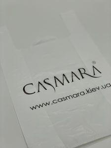 Пакет майка с логотипом - Фото №5