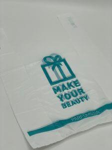 Пакет майка с логотипом - Фото №6