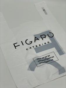 Пакет майка с логотипом - Фото №2