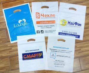 Виды печати на пакетах Chernigov Package Фото 0