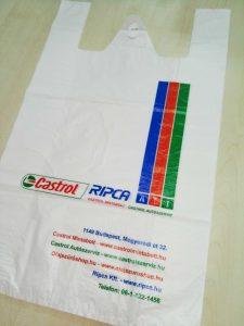 Пакет-«майка» заказать оптом Chernigov Package Фото 0