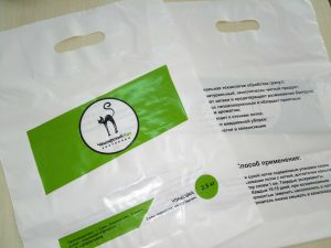 Оксо-разлагаемые биодобавки Chernigov Package Фото 0