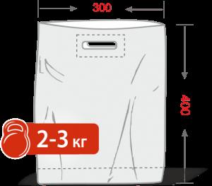 Пакеты с логотипом типа «банан» 300*400, 50 мкм, LDPE -Chernigov Package - Фото ПВД 30х40
