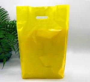 "Пакет активований типу ""банан"" 400*500 мм, А6 поліетилен, ЖОВТИЙ -Chernigov Package - Фото IMG_6471_1"
