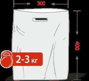 Пакеты с логотипом типа «банан» 300*400, 50 мкм, HDPE -Chernigov Package - Фото ПНД 30х40