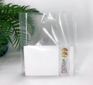"Пакет активований типу ""банан"" 300*300 мм, А6 поліетилен, ПРОЗОРИЙ -Chernigov Package - Фото IMG_6457"