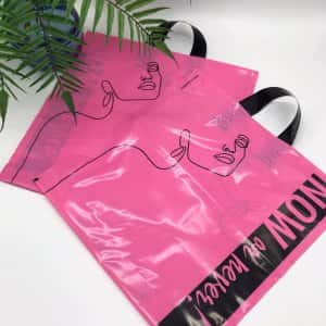 "Bags with loop handle ""Now or never!"" 40x40cm -Chernigov Package - Фото изображение_viber_2020-03-27_20-25-47"