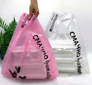 "T-shirt packages ""Смачно фантастично"" 40х57cm -Chernigov Package - Фото IMG_5968++"