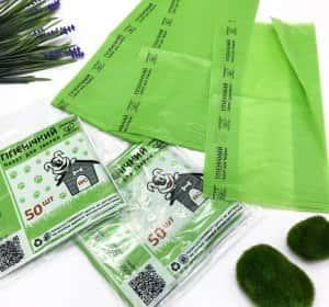 Биопакеты для уборки за домашними животными от производителя! Chernigov Package Photo 0