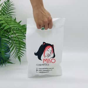 "Пакети з логотипом типу ""банан"" 200*300, 50 мкм, LDPE -Chernigov Package - Фото IMG_8190"