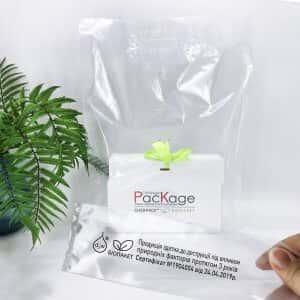 Прозрачные биоразлагаемые пакеты. Расширенный ассортимент. Chernigov Package Фото 0